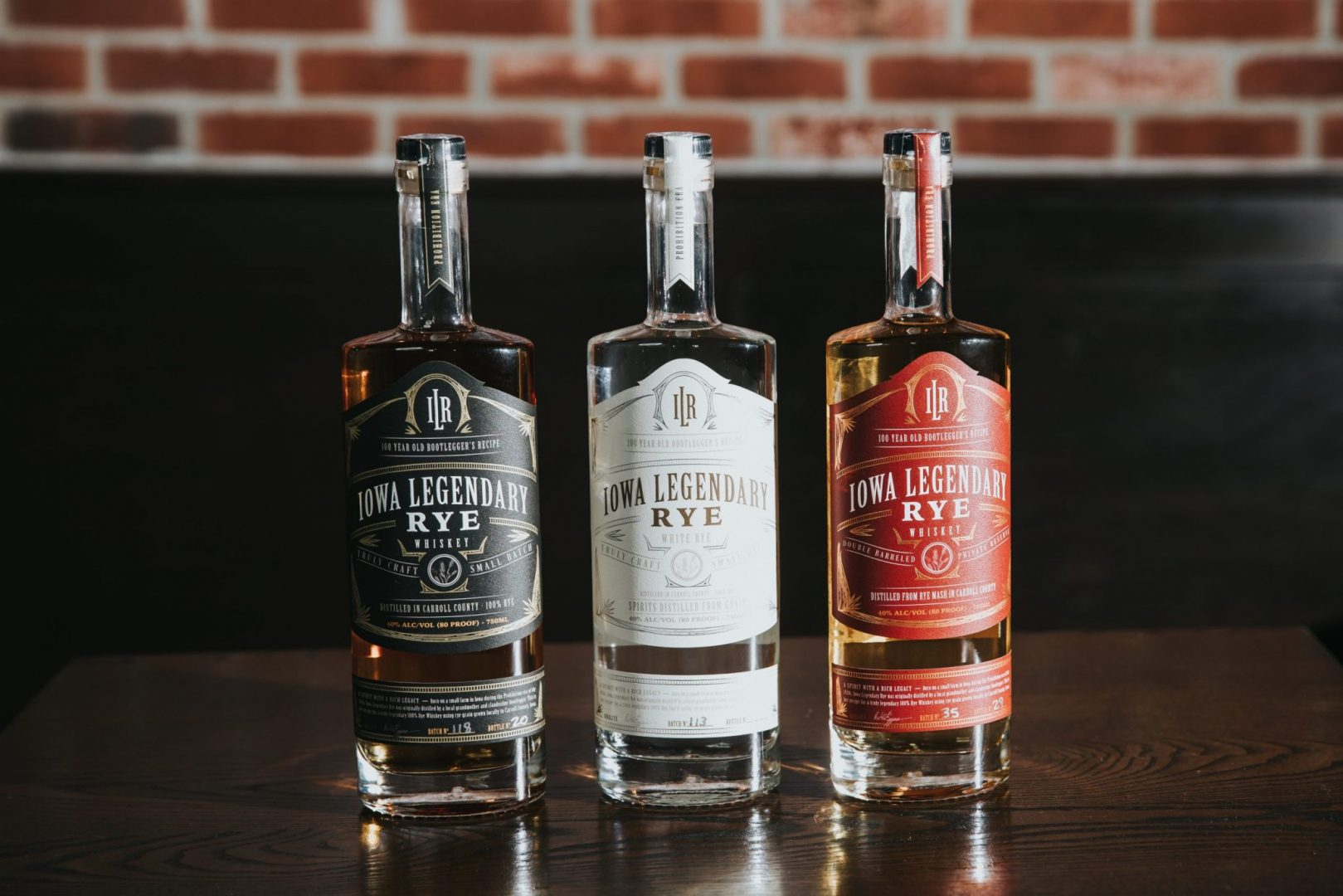 How to order an American Rye Whiskey